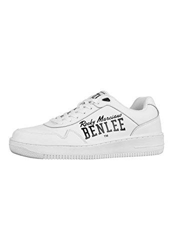 BENLEE Rocky Marciano - Zapatillas de boxeo para hombre blanco