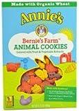 Bernie's Farm Animal Cookies 6.75 Ounces (Case of 12)