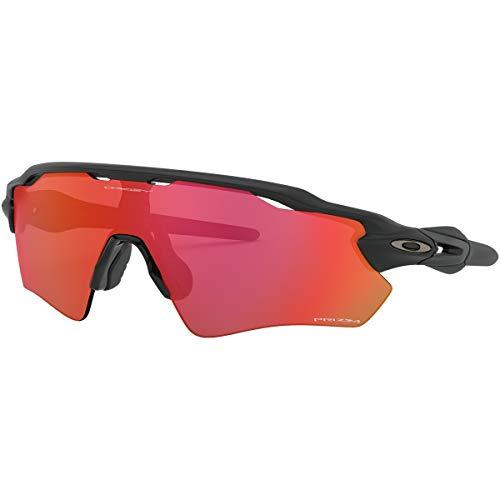 (Oakley Radar Ev Path Sunglasses,OS,Matte Black/Prizm Trail Torch)