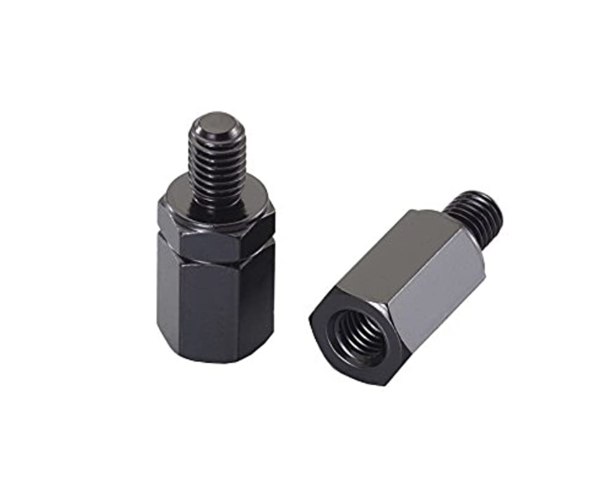 維持支払い前RAM MOUNTS(ラムマウント) ベース部 ミラーフレームベース 9mmボルト穴用 ブラック RAM-B-272U