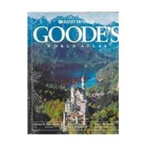 The Earth: An Introduction to Its Physical and Human Geography Fourth Edition and Goode World Atlas Set