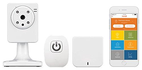 Home8 GarageShield Garage Door Control System, Monitors and Controls Garage Door from Smartphone with Video, 1-Camera,
