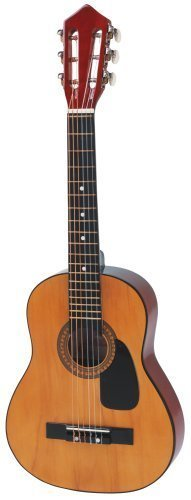 Hohner HAG250P 1/2 Sized Classical Guitar Children, Kids, Game by avner toys
