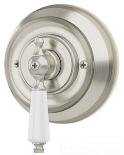 Symmons 4-451 Temptrol Push-button diverter Polished Chrome