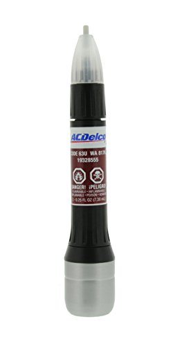 ACDelco 19328555 Sport Red Metallic (WA817K) Four-In-One Touch-Up Paint - .5 oz Pen ()