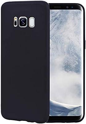 CoqueCase Funda para Samsung Galaxy S8 Plus Silicona Suave ...