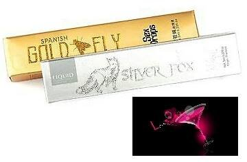 2 SILVER FOX Powder / 2 SPANISH GOLD FLY SEX DROPS  / 2 SPRAXXX  PILLS (combo)(  FEMALE ENHANCER AROUSED IN 5 MINUTES 'WOW' O M G plus love potion pen
