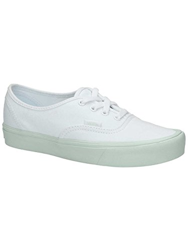f75f465aba5 Vans Authentic Lite Pop Paste True White Women s Classic Skate Shoes Size  8.5