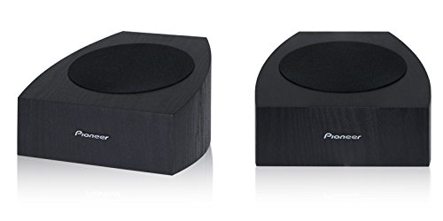 Pioneer SP-T22A-LR Add-on Speaker designed by Andrew Jones for Dolby Atmos (Flat Woofer Pioneer)