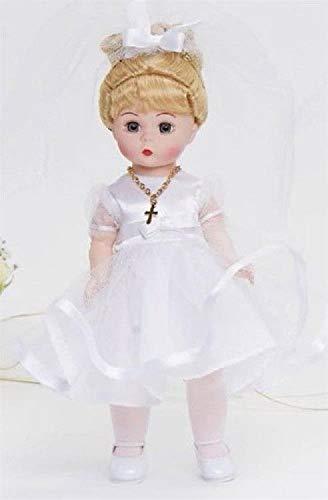 Madame Alexander My First Communion 8'' Blonde Wendy Doll