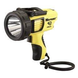 Brand New Waypoint Rechargeable Pistol Grip Spotlight with AC - - Monkey Spotlight
