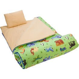 Olive Kids Wild Animals Sleeping Bag, Outdoor Stuffs