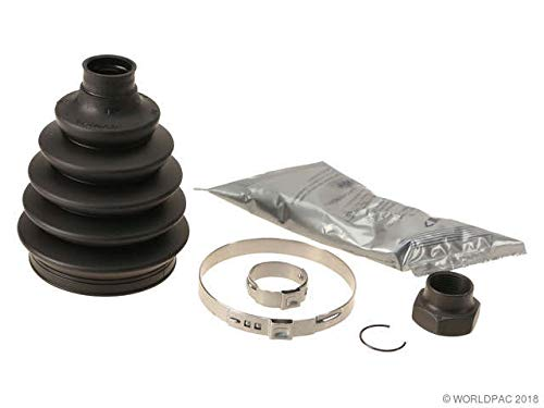 GKN Drivetech W0133-1666126 CV Joint Boot Kit