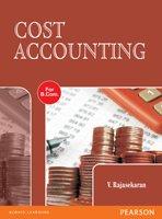 Cost Accounting (for B. Com Course Of Uttar Pradesh Universities)