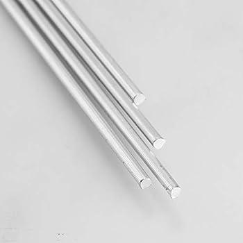 4pcs 225mm Metal Aluminium Low Temperature Welding Brazing Rod For Repair