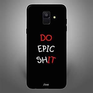 Samsung Galaxy A6 Do Epic Shit