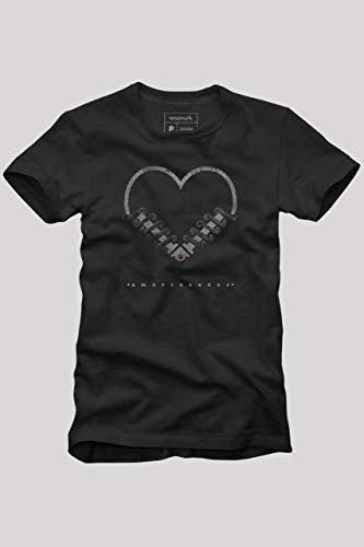 Camiseta Amortecedor