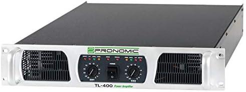 Pronomic TL-400 Endstufe 2x 1000 Watt