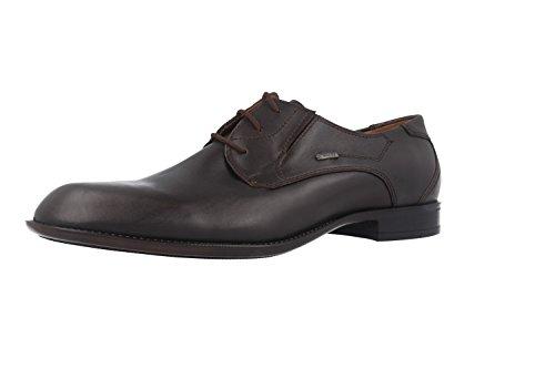 FRETZ men - Zapatos de cordones de Piel para hombre Marrón marrón