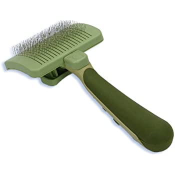 Safari Cat Self-Cleaning Slicker Brush