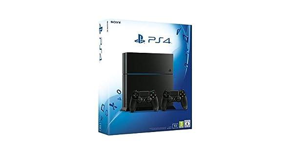 PlayStation 4 (PS4) - Consola Ultimate Player 1TB Edition incl. 2 DS4 [CUH-1216B] (Importación alemana): Amazon.es: Videojuegos
