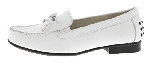 Gabor Comfort 62.432-50 Florence-ladies Pantofola / Trotteur, Bianco, Altezza Tacco: 15 Mm Bianco