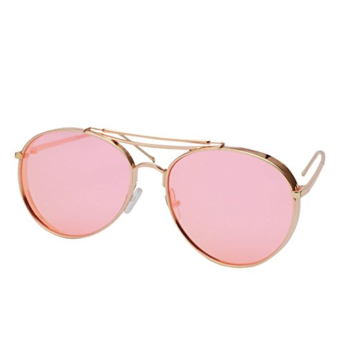 Frame Polarized Sunglasses/Color film reflective - Sun Glassess