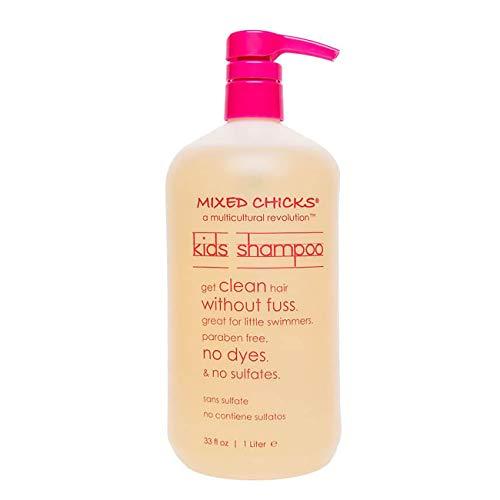 Mixed Chicks Gentle Kids Shampoo - Gentle & Sulfate-free, 33 fl.oz.