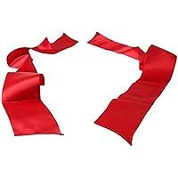 Sportsheets Silk Ribbon Restraint Cinta Color Rojo