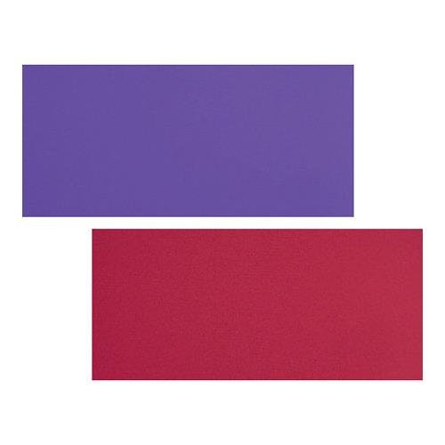 Lastolite LL LB6752 1.8 x 2.15 Meters Plain Collapsible, Red/Purple