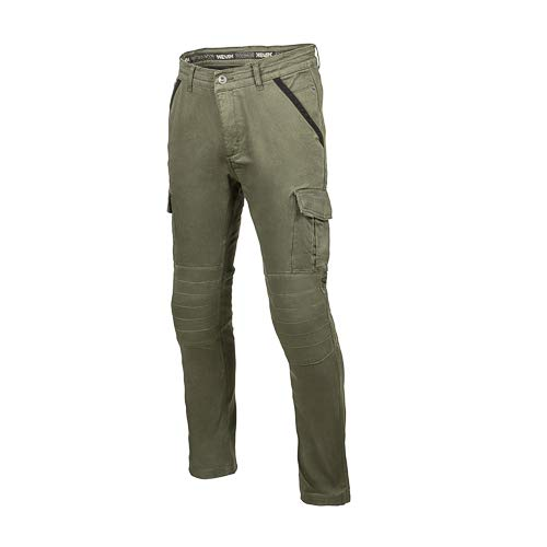 Cargo Uomo Verde 50 Taglia Harbour Jeans wHEBw