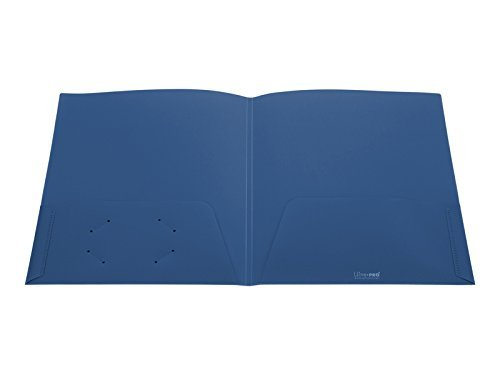 Generic 10 Pack, 2-Pocket Folders