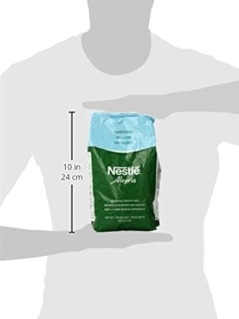 Amazon.com : Nestle Alegria, Sweetened Beverage Frothy Mix, 32-Ounce Package : Instant Coffee : Grocery & Gourmet Food
