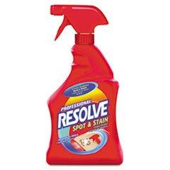 Reckitt & Colman Professional Resolve Spot & Stain Carpet Cleaner, 32 Oz. by Reckitt & Coleman