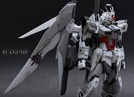 Bandai MG 1/100 Impulse Gundam Blanche (Japan Import) ()
