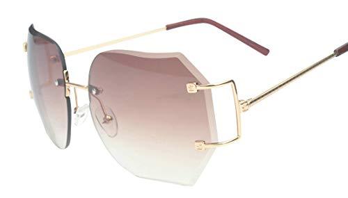 ultraviolets de lunettes lunettes Couleur7 soleil lunettes marée irrégulières de JYR Polaroid anti Unisexe soleil mode HD wgxqw1zU7