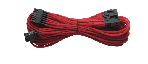 Corsair CP-8920057 Standard Power Cable, Red