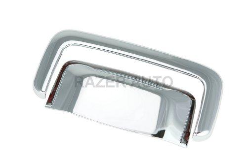 (Razer Auto CHROME REAR LIFT GATE HANDLE COVER for 00-06 CHEVY CHEVROLET SUBURBAN/TAHOE/00-06 GMC YUKON/YUKON XL )