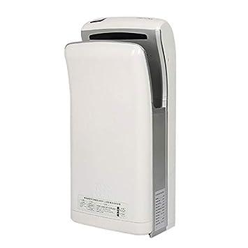 Secador de Manos Automático de Alta Velocidad para Secado Rápido Comercial, Vertical, 30x19x68CM (Color : B): Amazon.es: Hogar