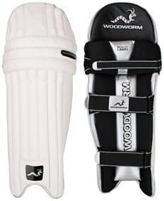Woodworm Cricket Test Elite Mens Batting Pads