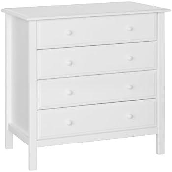 Davinci  Drawer Dresser White