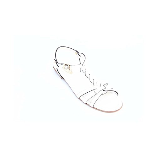 Tods Ladies Flat Sandal XXW0MD0A060297B001
