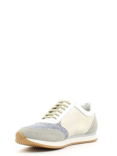 Grace Shoes AA37 Zapatos Mujeres Gris