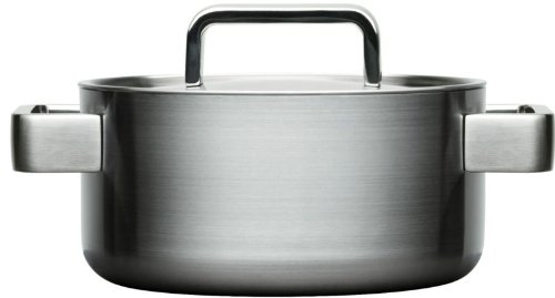 Iittala Cookware Tools Stainless Casserole With Lid 4Qt