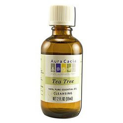 Aura Cacia Tea Tree Essentials Oil 2oz -  Punkin Butt, DS-PB-TTO-2
