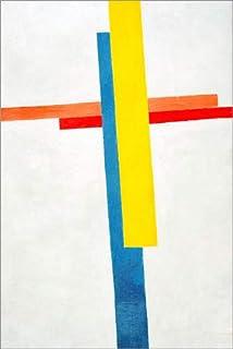 Posterlounge Stampa su PVC 40 x 60 cm: Suprematism di Kasimir Sewerinowitsch Malewitsch/akg-Images