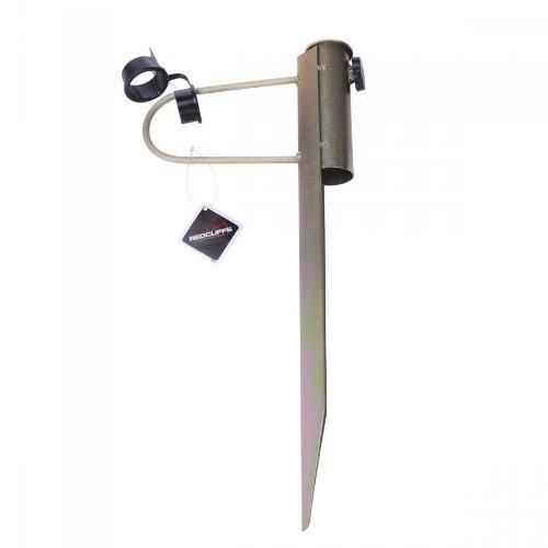 Bodenhlse-Metall-Erdspie-Schirmstnder-Sonnenschirmstnder-Sonnenschirmhalter
