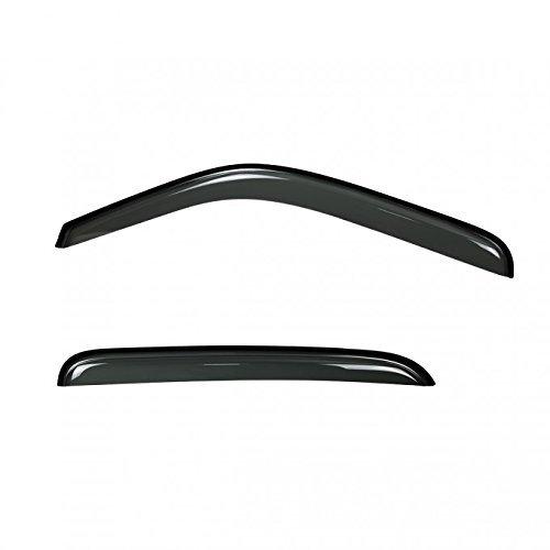 Window Deflector Visor Shade Rain Guard For 2007-2013 GMC Yukon XL 1500//2500