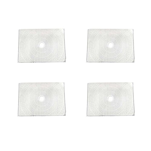 - Unicel 4-Pack Anthony Apollo/Flowmaster Rectangular Pool Replacement Filter Grids