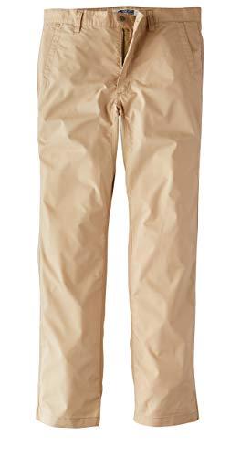 Mountain Khakis Men's Stretch Poplin Pants Slim Fit Khaki 34 32 ()